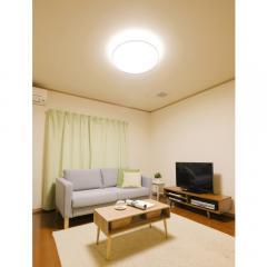 シーリングライト LED 8畳 調色 アイリスオーヤマ 音声操作 Wi-Fi不要 工事不要 おしゃれ 照明 リモコン モールフレーム 6.1 CL8DL-6.1MUV (281030)