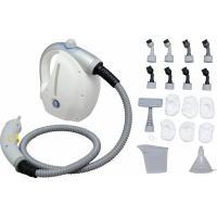 (送料無料) コンパクトスチームクリーナー コンパクトタイプ 18点セット PHS-21 ホワイト スチーム洗浄機 掃除機(520439) アイリスオーヤマ