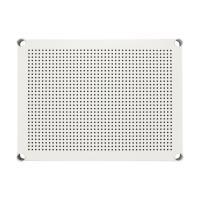 メタルラックパンチング棚板 MR-61TP ホワイト (530743) アイリスオーヤマ