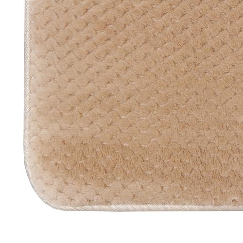 (送料無料) ラグ おしゃれ 厚手 ラ・クッションラグ ホットカーペット対応 絨毯 鹿の子 180×240cm MCRK-1824(531281) アイリスオーヤマ