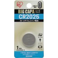 リチウムコイン電池 2025型 1パック CR2025-1S  アイリスオーヤマ
