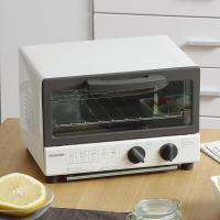 オーブントースター OTR-100C ホワイト アイリスオーヤマ