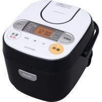 (送料無料)米屋の旨み 銘柄炊き ジャー炊飯器 3合 炊飯ジャー 炊飯器 RC-MA30-B ブラック (561827)アイリスオーヤマ