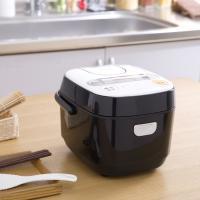 米屋の旨み 銘柄炊き ジャー炊飯器 RC-MA30-B ブラック アイリスオーヤマ