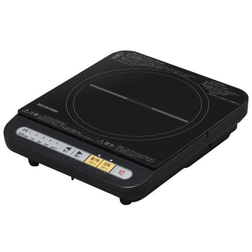 (送料無料) IH コンロ IHコンロ鍋セット1000W IHKP-3420-BR (561853) アイリスオーヤマ