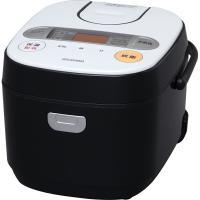 米屋の旨み 銘柄炊き ジャー炊飯器 5.5合 RC-MA50-B ブラック アイリスオーヤマ