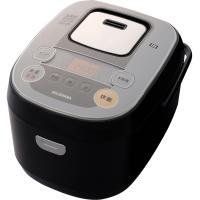 (送料無料)米屋の旨み 銘柄炊き IHジャー炊飯器5.5合 炊飯ジャー 炊飯器 RC-IB50-B ブラック (561979)アイリスオーヤマ