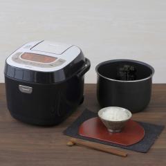 (送料無料) 炊飯器  米屋の旨み 銘柄炊き ジャー炊飯器 10合 ブラック RC-MB10-B(562351) アイリスオーヤマ