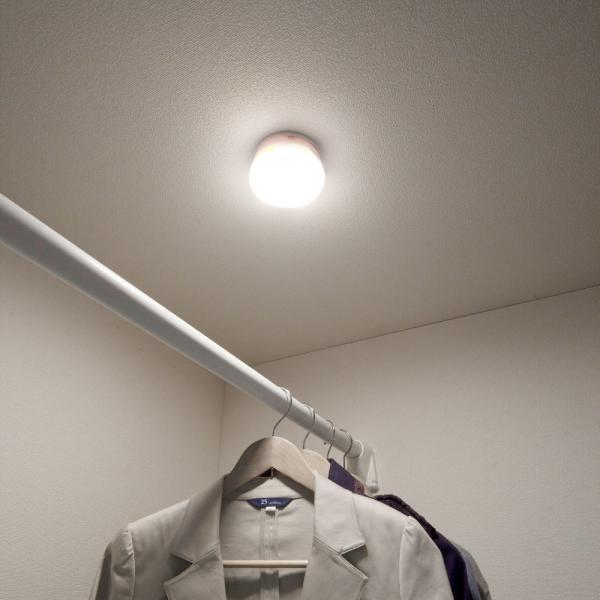 センサーライト LED 乾電池 人感 おまけ付き 乾電池式屋内センサーライト マルチタイプ BSL40MN-U・BSL40ML-U 玄関灯(566933) アイリスオーヤマ