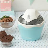 アイスクリームメーカー ICM01-VM バニラミント アイリスオーヤマ