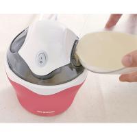 アイスクリームメーカー ICM01-VS バニラストロベリー アイリスオーヤマ(568025)アイリスオーヤマ