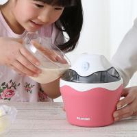アイスクリームメーカー ICM01-VS バニラストロベリー アイリスオーヤマ