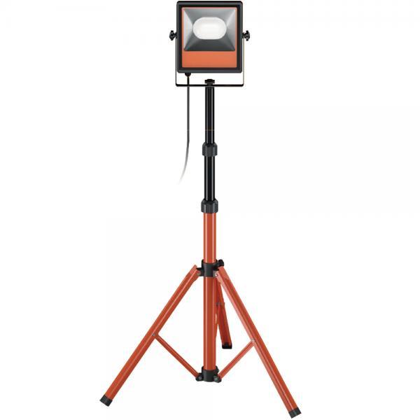 LEDスタンドライト 5000lm LWT-5000ST (568665) アイリスオーヤマ