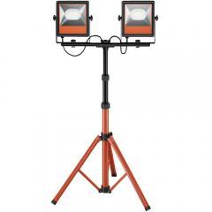 led投光器  LEDスタンドライト ワークライト 現場 仕事 作業灯 作業用照明 業務用 10000lm LWT-10000ST(568666) アイリスオーヤマ (送料無料)