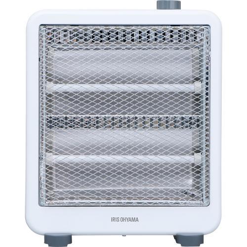 電気ストーブ 暖房 ストーブ 暖房器具  ホワイト IEH-800W (568675) アイリスオーヤマ