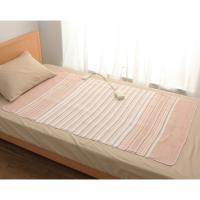 電気しき毛布140×80cm EHB-1408-T ブラウン (568728) アイリスオーヤマ