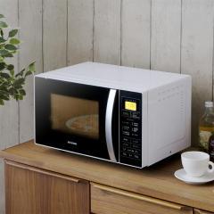 <LOHACO>【期間限定セール!】オーブンレンジ 白 アイリスオーヤマ 電子レンジ 調理 料理 MO-T1601 (568794)(送料無料)画像