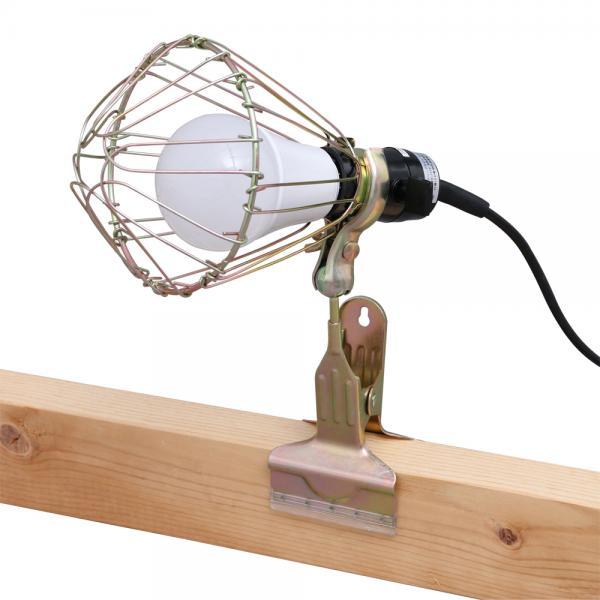 LEDクリップライト 屋内用 100形相当 ILW-165GC3 (569992) アイリスオーヤマ