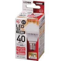 LED電球 E17 40W相当 電球色 LDA4L-H-E17-4T1  アイリスオーヤマ