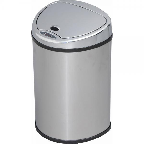 ごみ箱 おしゃれ キッチン 蓋付き ゴミ箱 センサー付全自動ペール 48L 分別 シルバー (7064004) アイリスオーヤマ