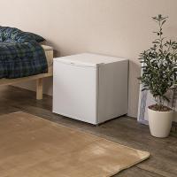 冷蔵庫 1ドア 一人暮らし用 45L プライベート IRR-A051D-W 白 個室 小部屋 子供部屋 安い 45L (7088061) アイリスオーヤマ