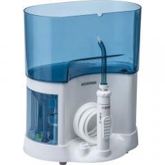 口腔洗浄器 ブルー PMW-6216D-A(D) 歯磨き 口内洗浄 高圧 水圧 洗浄機 マウス クリーナー(7114238) アイリスオーヤマ