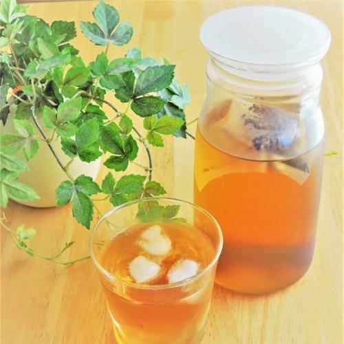 レモンの麦茶ティーバッグ