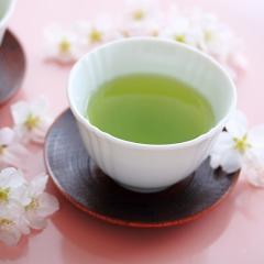 桜香る緑茶ティーバッグ:袋入り