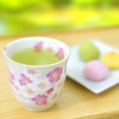 桜香る緑茶:袋入り