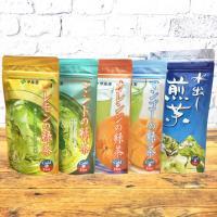 【Tポイント10倍/送料無料】【LOHACO限定】夏の緑茶ティーバッグセット【グルメMP_GP】