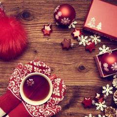 伊藤園 福袋 マグカップ付き(紅茶・中国茶)【12/28(木)に出荷となります】