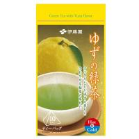 伊藤園 ゆずの緑茶ティーバッグ