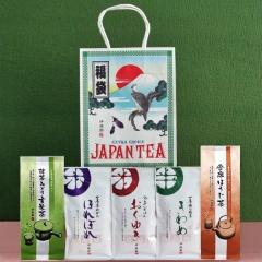 伊藤園 福袋(日本茶 茶葉のみ)3240円【12/28(木)に出荷となります】