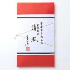 伊藤久右衛門 宇治茶 高級煎茶 清風 100g袋入