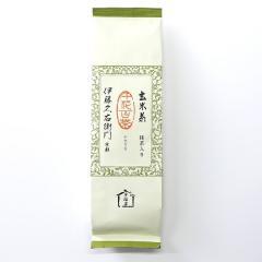 伊藤久右衛門 宇治茶 抹茶入り玄米茶200g袋入