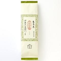 伊藤久右衛門 宇治煎茶玄米茶200g袋入
