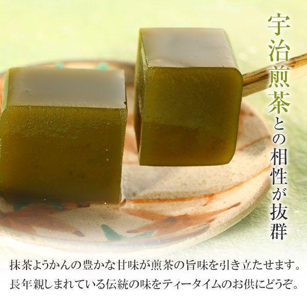 伊藤久右衛門 和菓子 宇治抹茶ようかん 羊羹