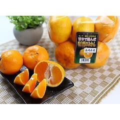 みかん【甘さで選んだ味自慢】1袋(約600g)和歌山県などの国内産