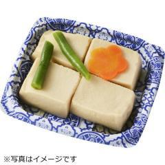 なめらか食感!高野豆腐の含め煮