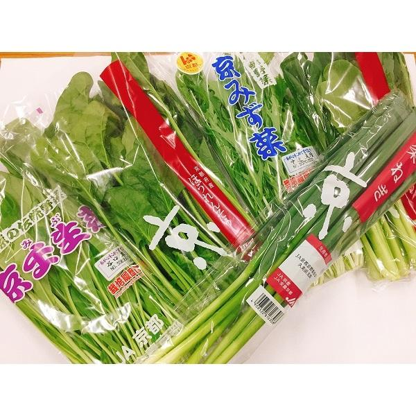 京野菜詰合せ 1セット【バイヤー厳選】