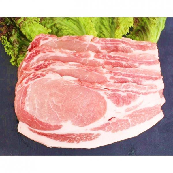 栃木県産四元豚こくみ豚ロース生姜焼用 (200g)『顔が見えるお肉。』
