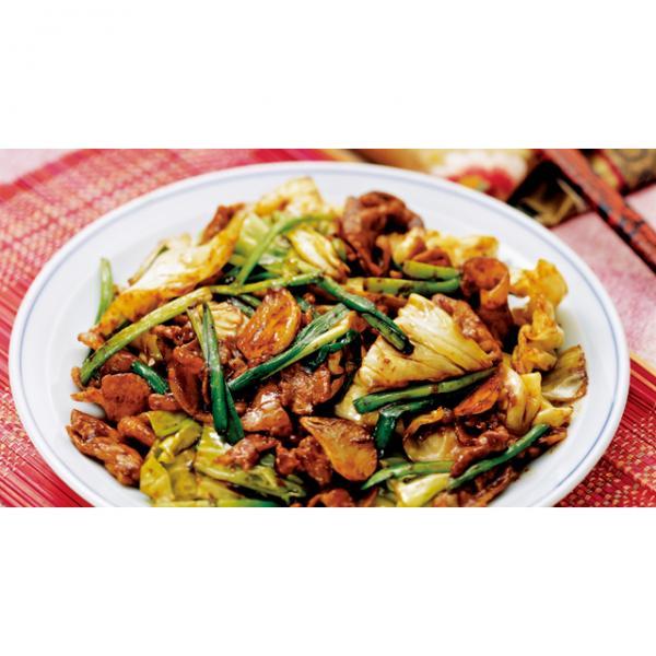 【切れてます】国産豚バラうす切炒め物・煮物用(200g)