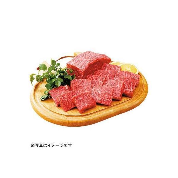 『顔が見えるお肉。』茨城県産瑞穂牛ももステーキ用 (200g)