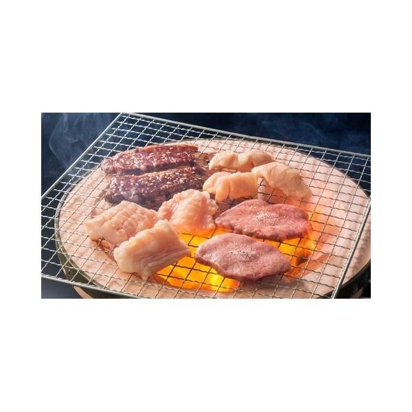 【BBQ】人気の牛肉ホルモン焼肉3種セット(アメリカ産牛タン・牛シマ腸、国産牛レバー)各100g【冷凍でお届け】