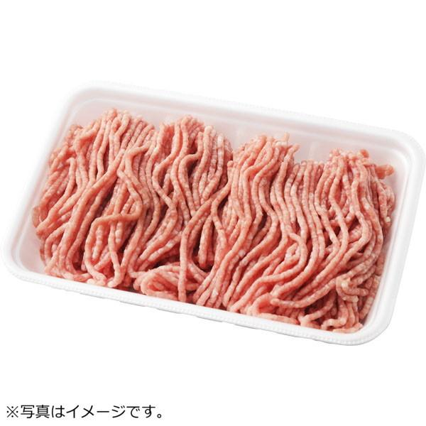 国産 豚挽肉(解凍) (300g)
