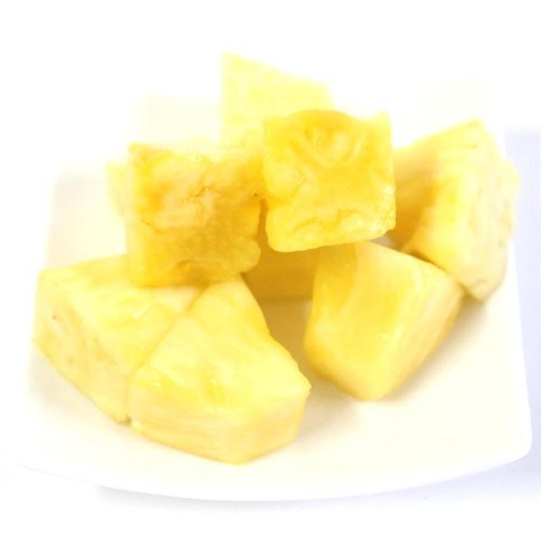 パイン角切り(食べ切り)1パック(約100g)フィリピン産【16時~22時の時間指定商品】