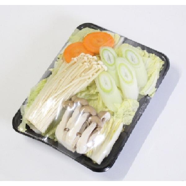 鍋用野菜セット(1人前)