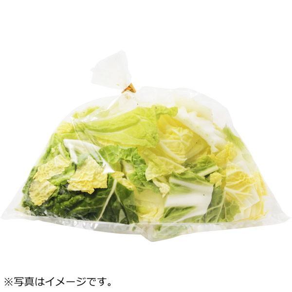 白菜ざく切り 1袋(約300g)茨城県などの国内産