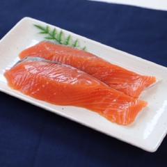 生秋鮭 2切(北海道・三陸産など)