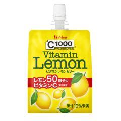 ハウスウェルネスフーズ C1000ビタミンレモンゼリー (180g)